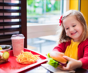Eating Combo Meals At Fast Food Joints Linked To Kids Consuming High Calorie Beverages