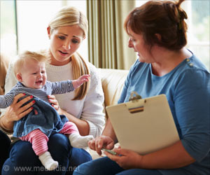 Moms with Fussy Babies are More Prone to Depression