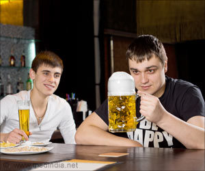 Alcohol Advertising Triggers Drinking Habit in Adolescents