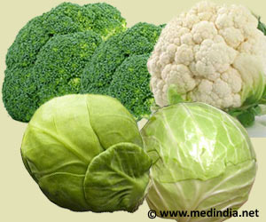 Cauliflower, Cabbage Can Control Cancer