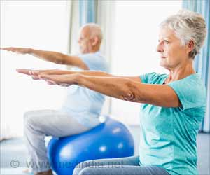 Aerobic Exercise can Improve Endurance, Walking in Disabled Stroke Patients