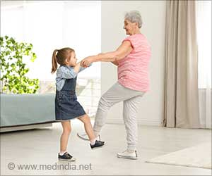Dance with Your Grandma to Keep Your Mind and Body Fresh during COVID-19 Lockdown