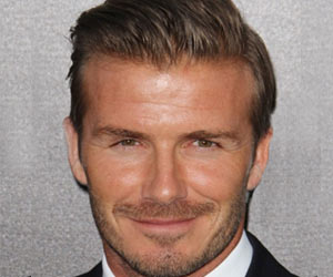 David Beckham Wins 'Greatest Dad' Title