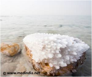Dead Sea Salt As An Alternative Medicine