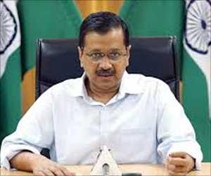 Delhi CM Inaugurates 500-bed Covid Care Centre