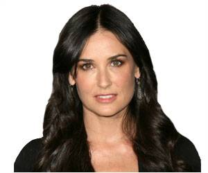 Post Kutcher Infidelity Claims, Demi Moore Skipping Meals