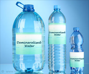 WHO Says Demineralised Water Not Safe for Drinking