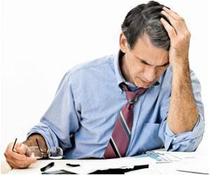 64 Percent Health Insurance, General and Life Insurance Employees Report High Stress Levels