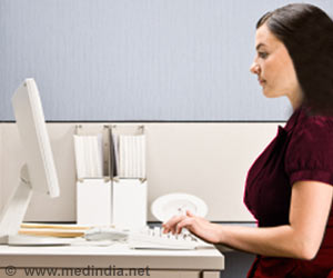 Sitting Down At Work Is No Worse for Health Than Standing Up: UK Study