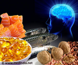 Omega-3 Rich Diet can Improve Brain Function