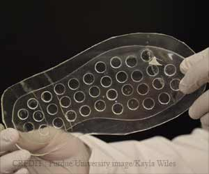 New Shoe Insole Technology Can Heal Diabetic Ulcers Better While Walking