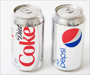 PepsiCo Ditches Sweetener Aspartame With Sucralose in Diet Pepsi
