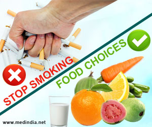 Poor Quality Diet Linked with Cigarette Smoking
