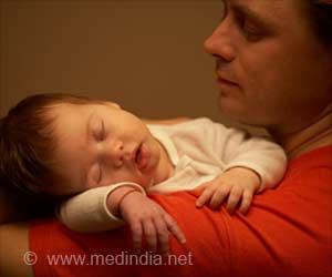 If Your Baby is Not Sleeping Through the Night, Don't Worry Its Normal: Study