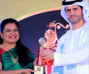 Indian Woman Doctor Honored with Global Asian Award of the Year 2018-19