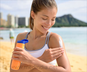 Using Sunscreen Could Lead to Better Blood Vessel Health