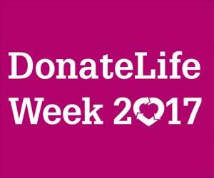 Australia to Celebrate DonateLife Week in August