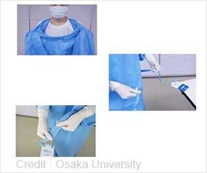 World�s First Auto-Fitting Surgical Gowns