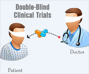 Cause of Disease Should be Considered in Randomized Double-Blind Clinical Trials