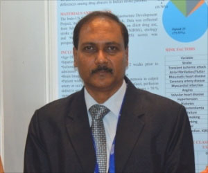 Interview With Dr Jeyaraj Duraipandian on the Incidence of Stroke in India