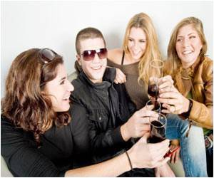Alcohol-Related Facebook Posts Trigger Binge Drinking in College Students
