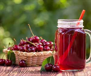 Tart Cherry Juice can Boost Older People's Memory
