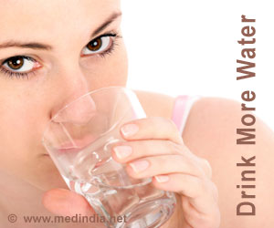 Drink 500ml Water, Thrice a Day, Before Your Main Meals to Reduce Your Weight