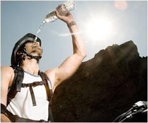 Drink Only When Thirsty During Exercise to Overcome Water Intoxication