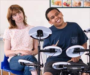 Drumming Helps Children With Autism Learn Better in School