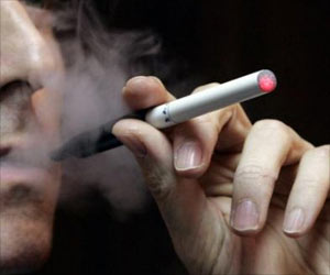 Watching Others Use E-cigarette may Boost Desire to Smoke Among Teens