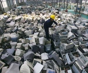 World's Largest E-waste Recycling Hub Opens in Dubai