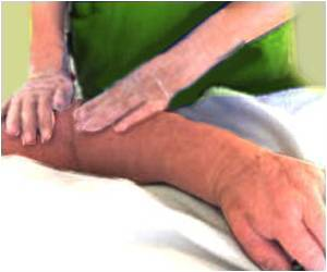 Touch Therapy Benefits Cancer Patients