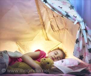 Fight Obesity: Early to Bed can Make Kids Skinny