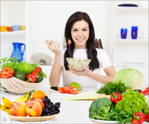 Healthy Vegetarian Diet Reduces the Risk of Type 2 Diabetes