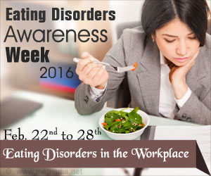 Eating Disorders Awareness Week 2016
