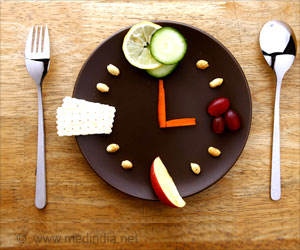 Eating on Time and Losing Weight Go Hand in Hand