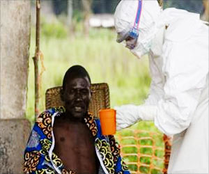 100 Dead and 200 Patients Found During Ebola Lockdown