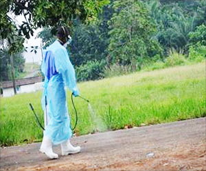 Ebola Survivor Recruited as Health Counselor to Educate People on Hygiene and Sanitation