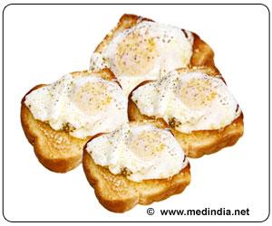 Egg Whites Help Boost Male Fertility