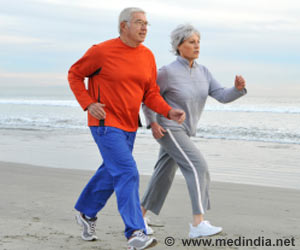 Young and Elderly With Lower-leg Coordination Benefited Alike By Physical Activity