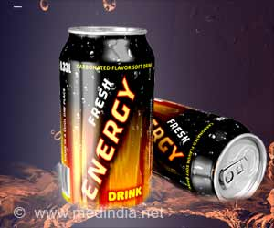 Energy Drinks May Up Risk of Heart Rhythm Abnormalities and Elevate Blood Pressure