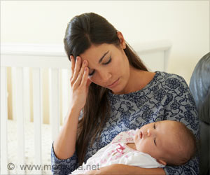 Postpartum Depression in Moms May Up Atopic Dermatitis Risk in Kids