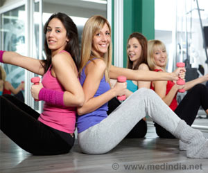 Exercise Helps Reduce Violent Behavior Among Teen Girls