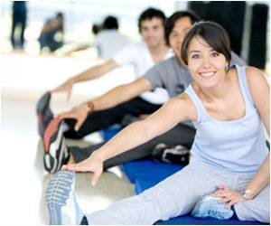 Exercise Reduces Glutamate Buildup in the Brain