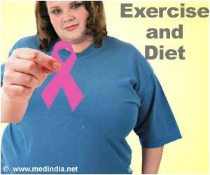 Regular Exercise and Diet Can Greatly Reduce Breast Cancer Risks