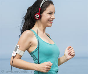 Music Improves Attitude Towards Exercise Regimen