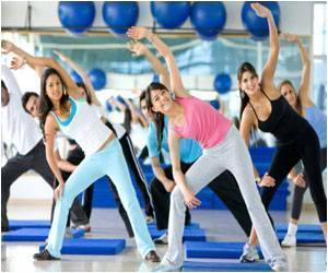 Exercise and Lose Calories With Dance Fitness Program 'Zumba'