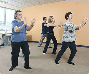 Simple Exercises can Prevent Falls in Elderly