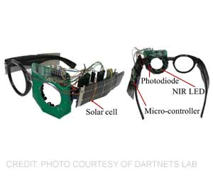 Eye-tracking Glasses Offer New Vision for the Future of AR