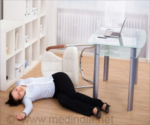 Fainting Spells At Work Increase Risk of Job Loss by Two-Fold